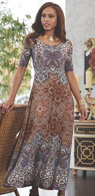 Lalani Maxi Dress