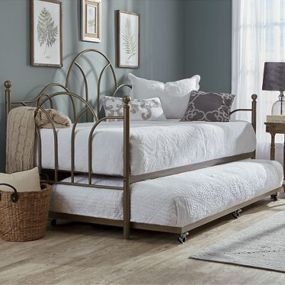 Metal Daybed & Trundle
