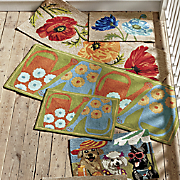 Watering Cans Indoor/Outdoor Mat