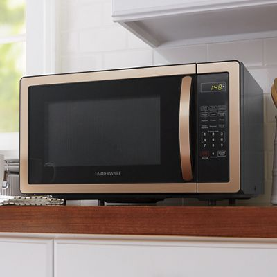 Copper Microwave by Farberware