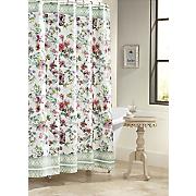 Boho Garden Shower Curtain by Jessica Simpson