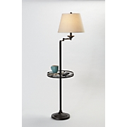 swivel arm lamp