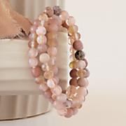 rosetone stretch bracelet