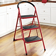 Folding 3-Step Ladder