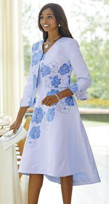 Lucienne Jacket Dress
