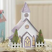 LED Easter Church