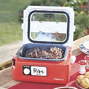 6 qt  nomad slow cooker by presto