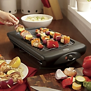 smokeless electric grill griddle by ginny s