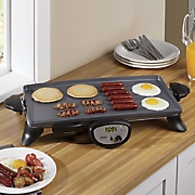 Digital Griddle with Removable Plate by Oster