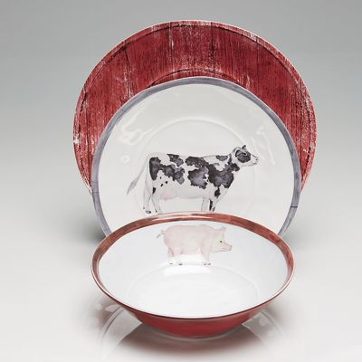 Farm Animal Dinnerware Set & Farm Animal Dinnerware Set from Ginnyu0027s | JI759147