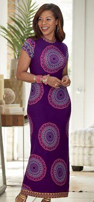 Jimari Dress