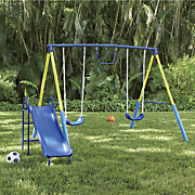 my first swing set by sportspower