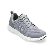 Men's Skechers Lace-Up Jogger Shoe