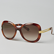 Havana/Brown Sunglasses by Chloe