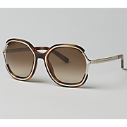 Oversized Sunglasses by Chloe