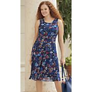 garden blues dress 32
