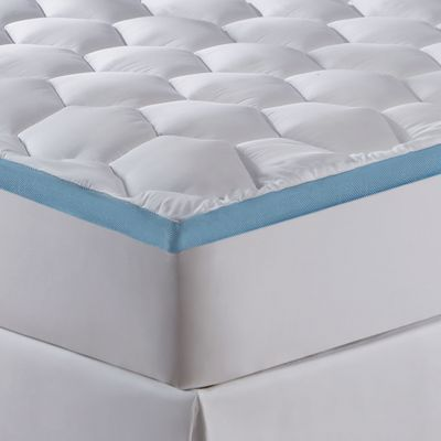 Techsleep Cool Comfort Mattress Topper