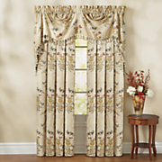 jewel floral window treatments