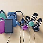 """7"""" Tablet with Headphones by Ematic"""