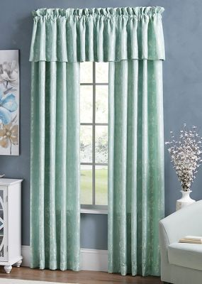Lucy Damask Window Treatments