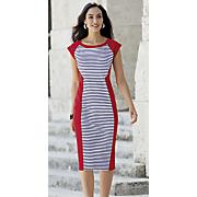 summer striped dress 49
