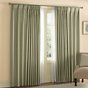 Thermal Pinch Pleat Window Treatments