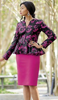 Toni Skirt Suit