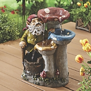 Gnome Fountain db