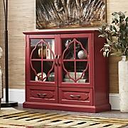 Moorish Display Cabinet