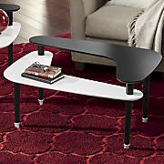 retro boomerang coffee table