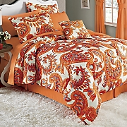 Melrose Complete Bed Set and Window Treatments