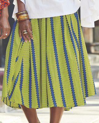 Nefertari Skirt