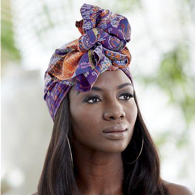 Afya Headwrap