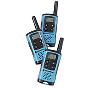 Set of 3 Talkabout 2-Way Radios by Motorola