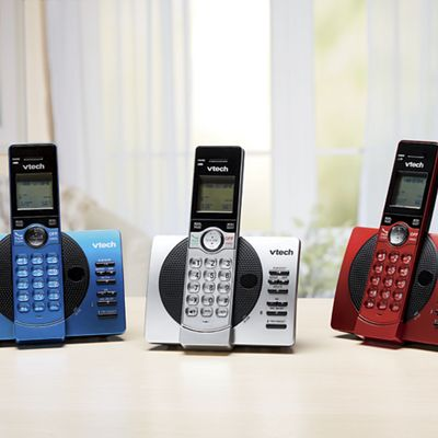 Dect 6.0 Cordless Answering System with 1 Handset by Vtech