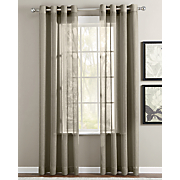 bal harbour grommet panel with wand