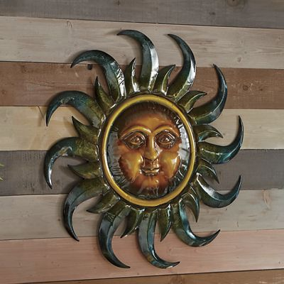 Celestial Sun Wall Art