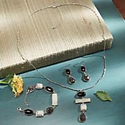 geo gem jewelry