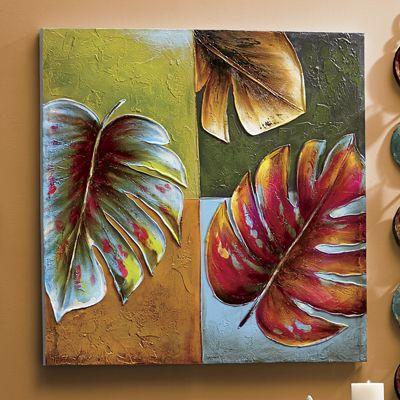 Pop Leaf Art