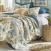 Laguna Oversized Quilt and Sham