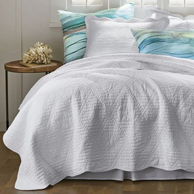 Catalina Oversized Quilt and Sham