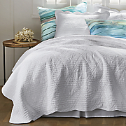 Catalina Oversized Quilt and Sham