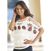 romantic crochet top 18