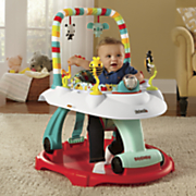 Baby Sit-And-Step 2-In-1 Activity Center by Kolcraft