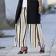 Flowing Stripe Pant