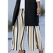 flowing stripe pant 50