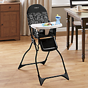 Simple Fold High Chair by Cosco