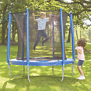 10  trampoline and enclosure set by upper bounce