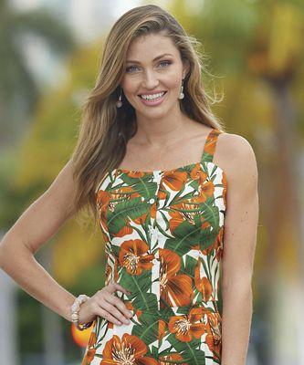 Tropical Paradise Top