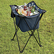NFL Sidekick Portable Standing Beverage Cooler
